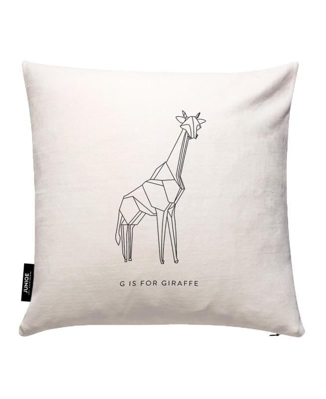 G Cushion Cover