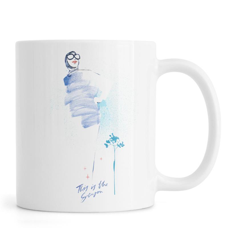Schneehase 3 Mug
