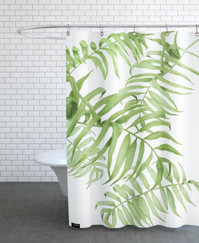 Tropical No.1 Shower Curtain