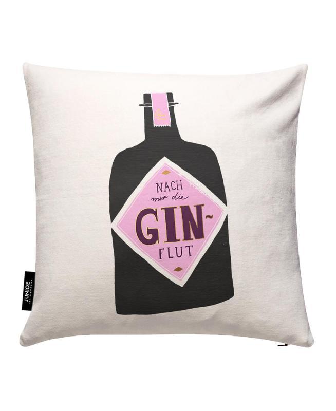 Gin Housse de coussin