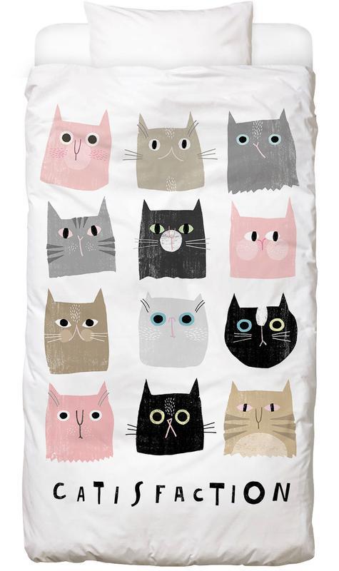 Catisfaction 1 Bed Linen