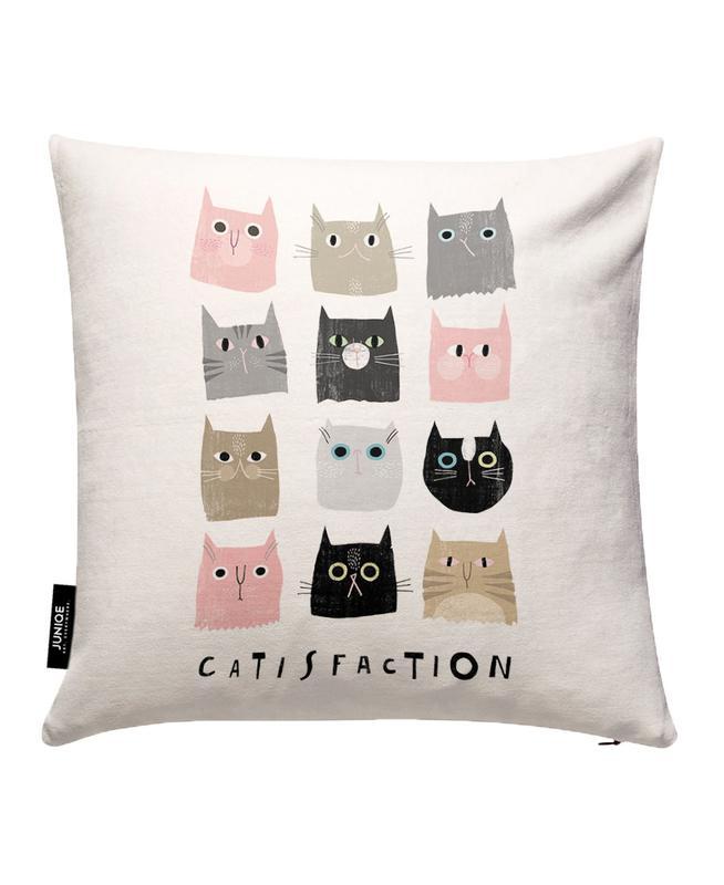 Catisfaction 1 Kissenbezug