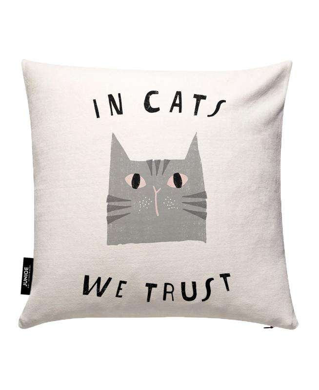 Catisfaction 3 Cushion Cover
