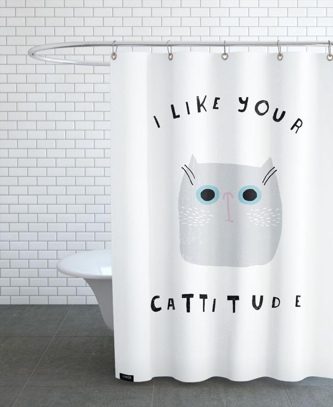 Chats, Catisfaction 6 rideau de douche