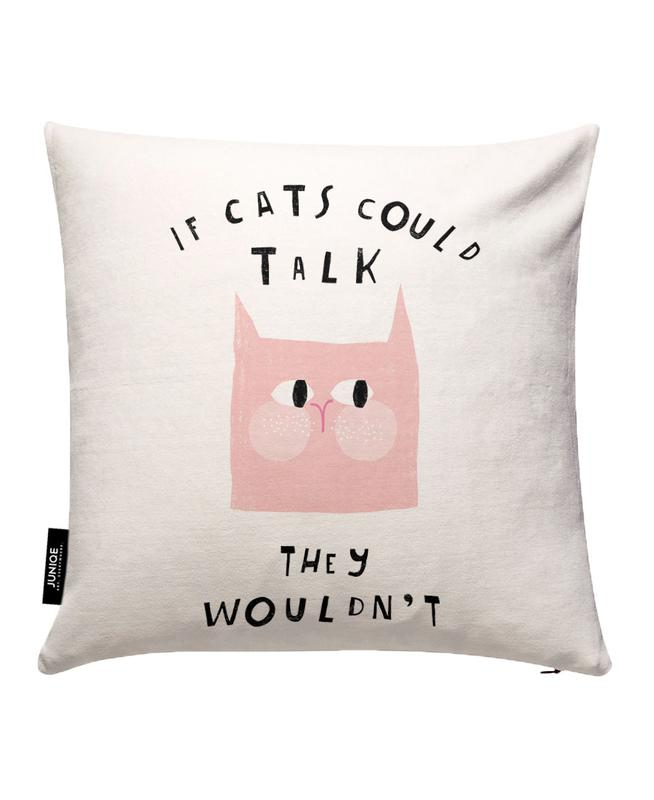 Catisfaction 10 Cushion Cover