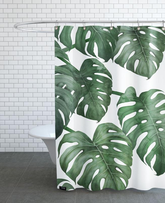 Tropical No. 6 Shower Curtain
