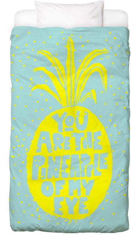 Ananas No.2 -Kinderbettwäsche