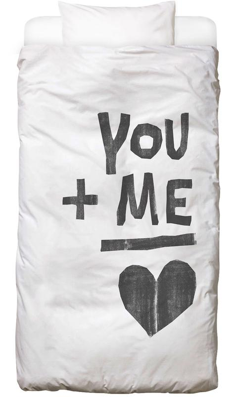 You and Me Bed Linen