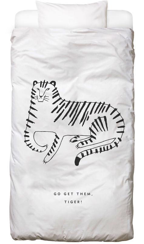 Tiger Kids' Bedding