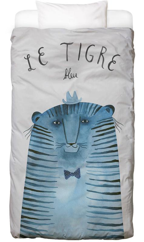 French Animals Tigre Kids' Bedding