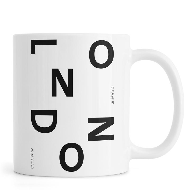 Cities - London -Tasse