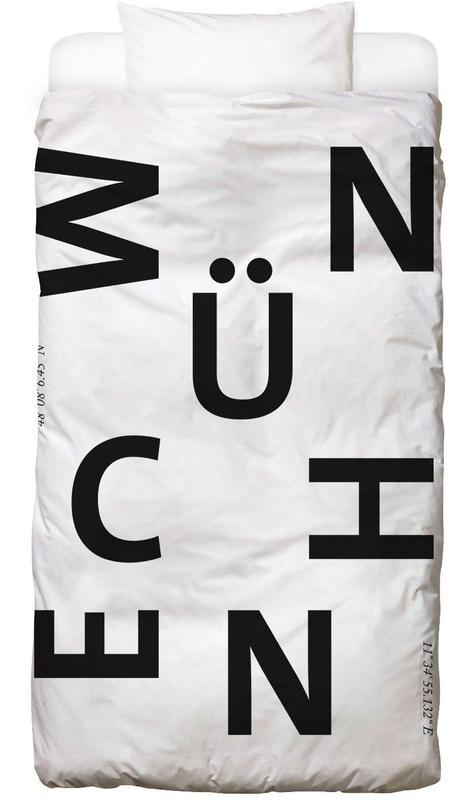 Cities - München Bed Linen