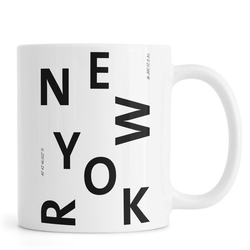 Cities - New York -Tasse