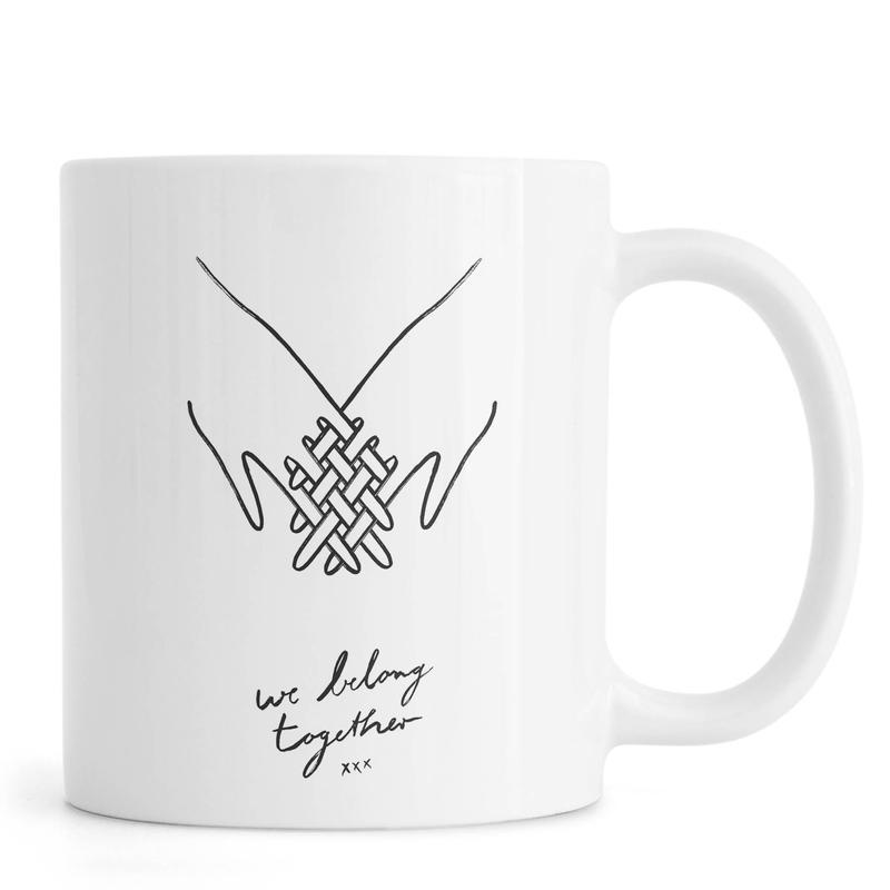 Belong Together Mug