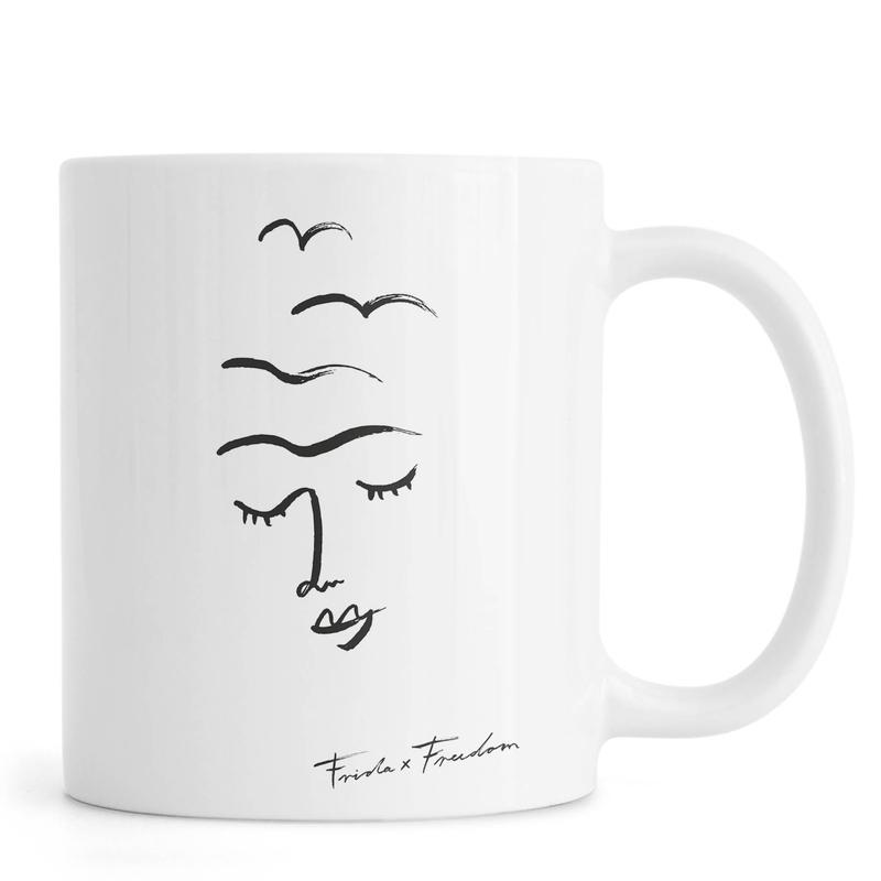 Frida X Freedom Mug