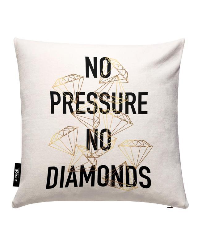No Pressure Cushion Cover