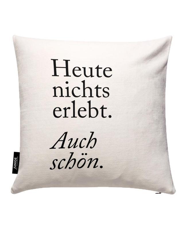 Auch Schön Cushion Cover