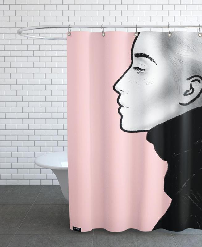 G I R L S 04 Shower Curtain