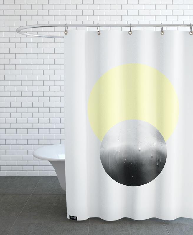 Sun & Moon rideau de douche