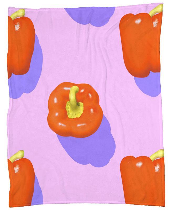 Fruit 18 Fleece Blanket
