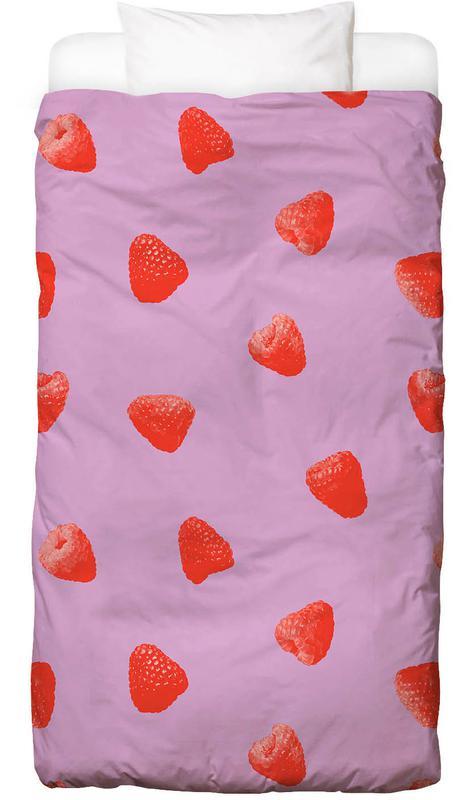 Baies, Raspberry Heaven Linge de lit