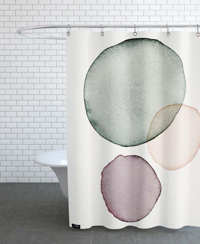, Calm Shower Curtain