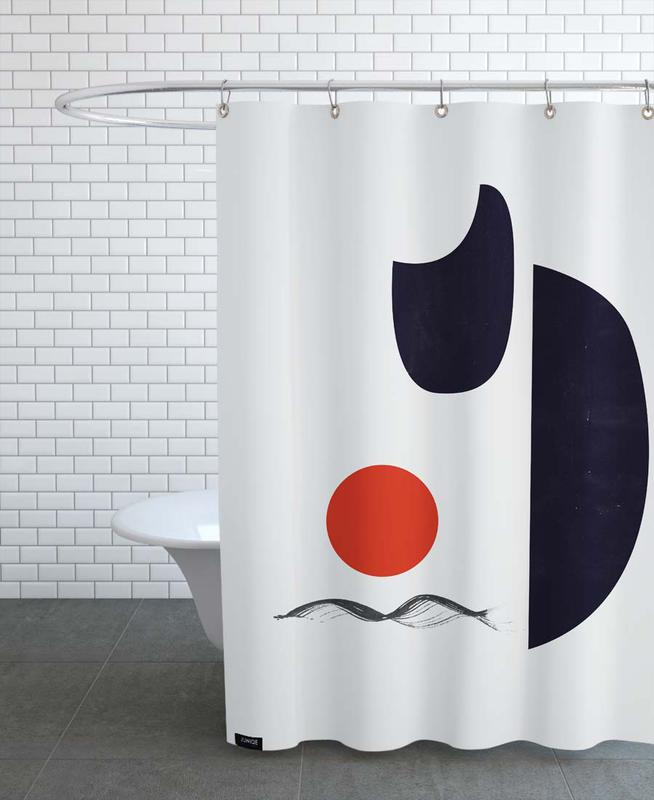 Element II Shower Curtain