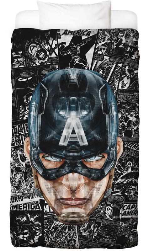 Captain America, Captain Dekbedovertrekset