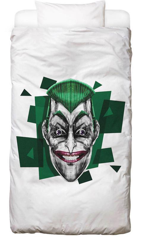 Joker, Pop Art, It's a Joke Bed Linen