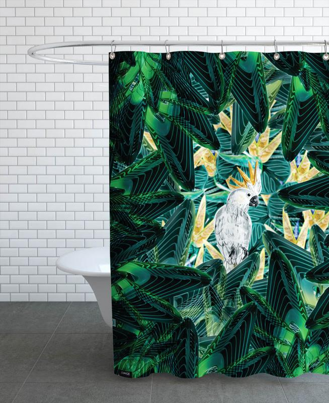 Canope 1 Shower Curtain