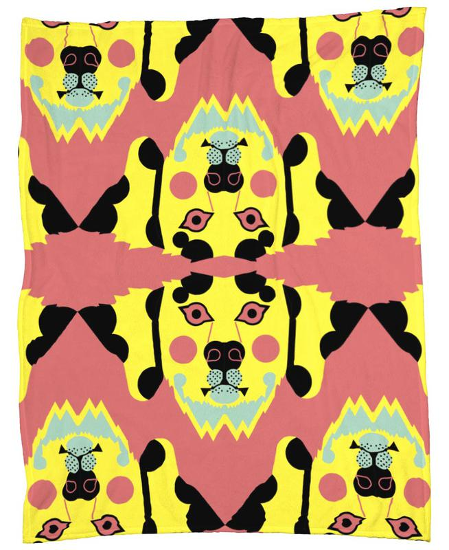 Crucella De Vil´s Lucid Dream Fleece Blanket