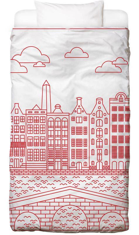 Amsterdam Kids' Bedding