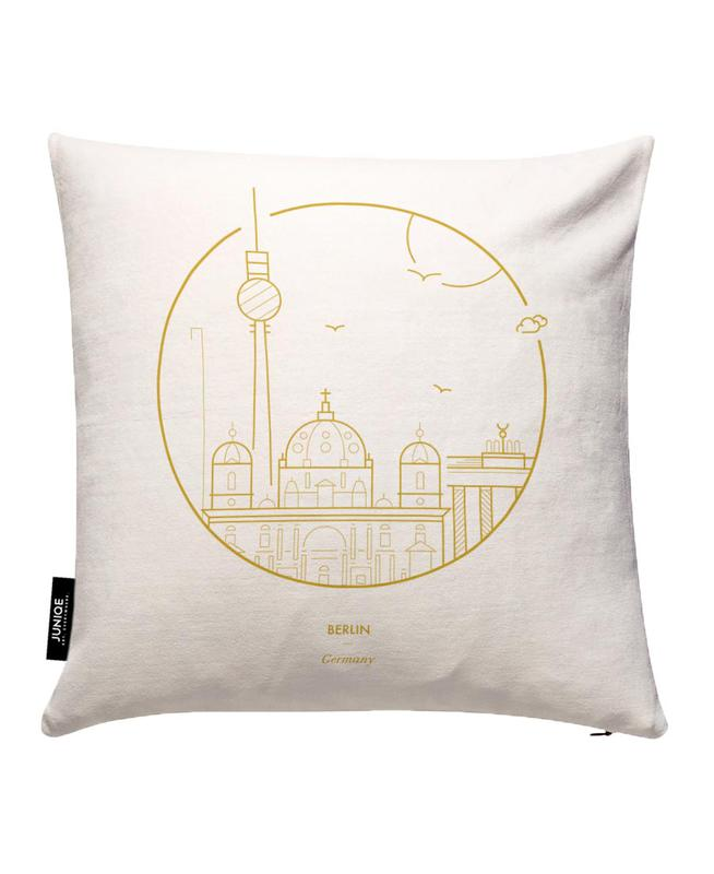 Berlin Icons Kissenbezug