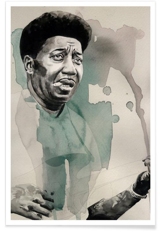 Muddy Waters -Poster