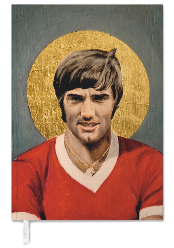 Football Icon - George Best agenda