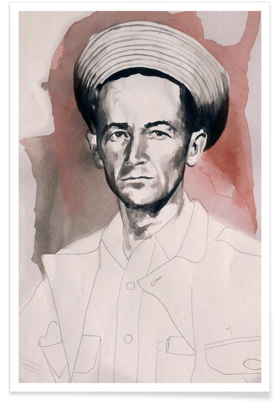 , Woody Guthrie Poster