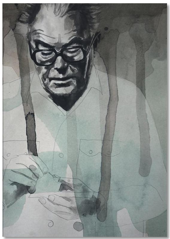 , Max Frisch Notepad