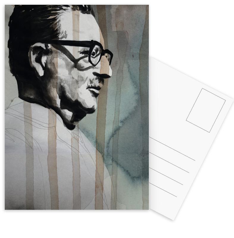 Personnages politiques, Salvador Allende cartes postales