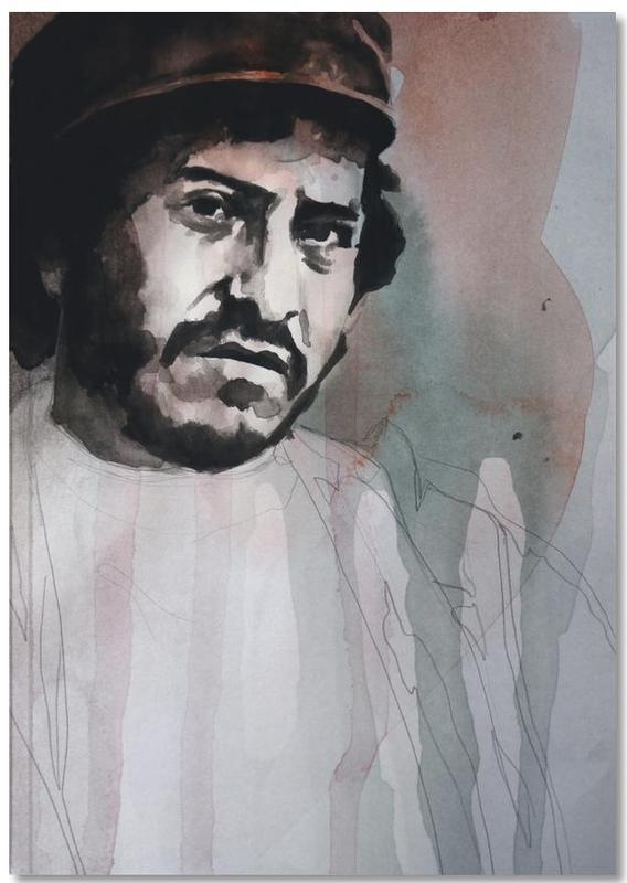 Victor Jara Notebook