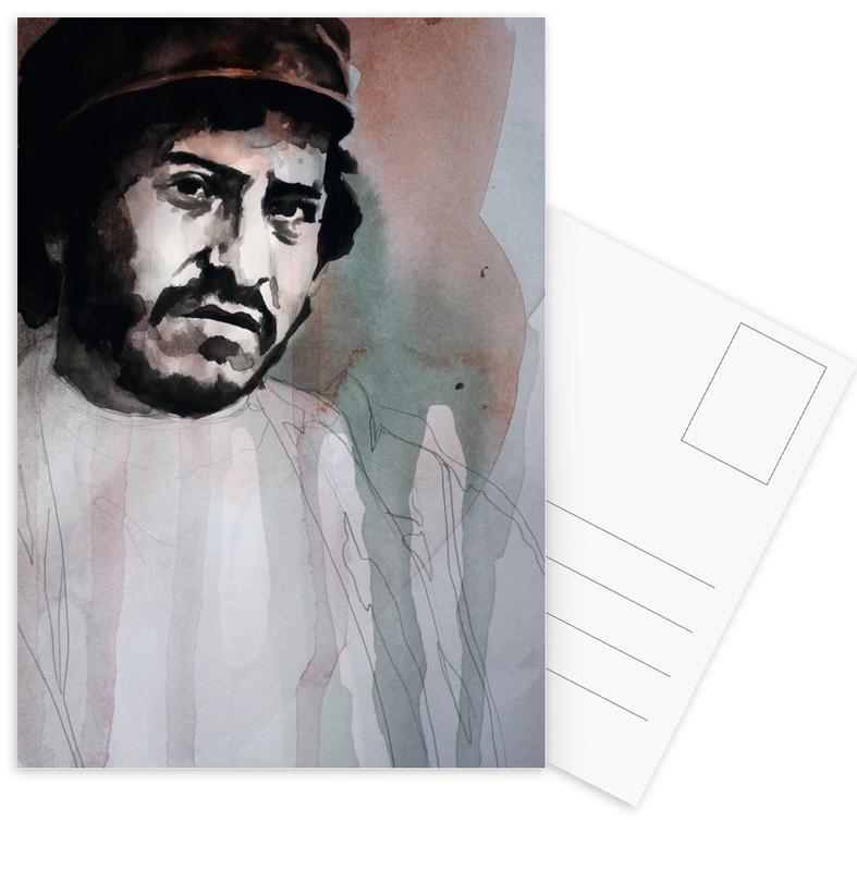 , Victor Jara ansichtkaartenset