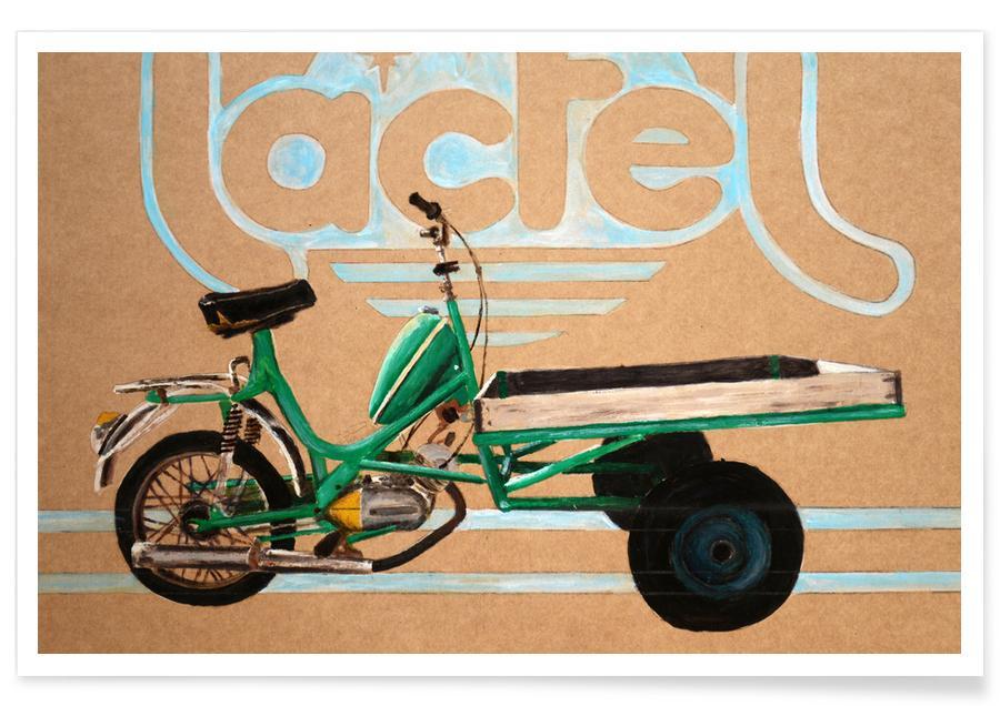 Vélos, Cargo Todo 8 affiche