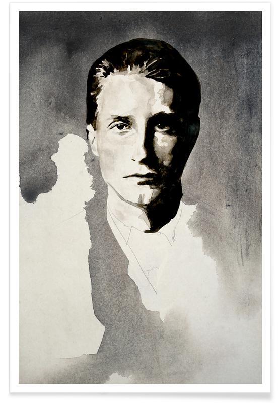 Marcel Duchamps -Poster