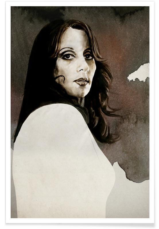, Fairuz Poster