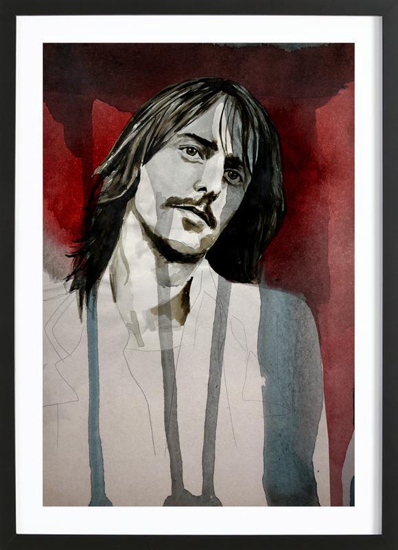 Rio Reiser Framed Print