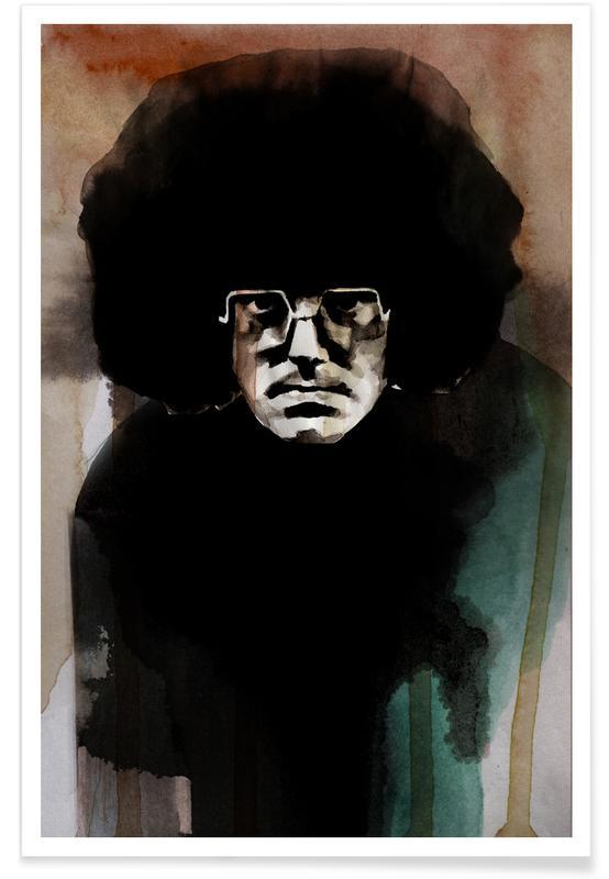 Rob Tyner -Poster
