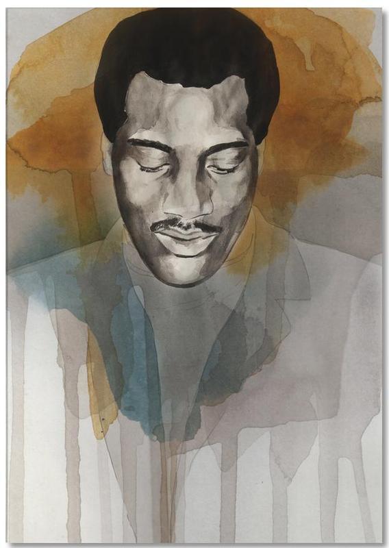 Portraits, Otis Redding Notepad