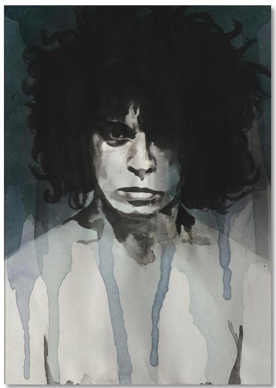 Portraits, Wayne Kramer Notepad