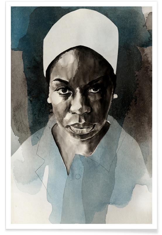 Nina Simone affiche