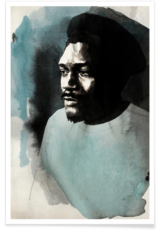 Portraits, Horace Andy Poster