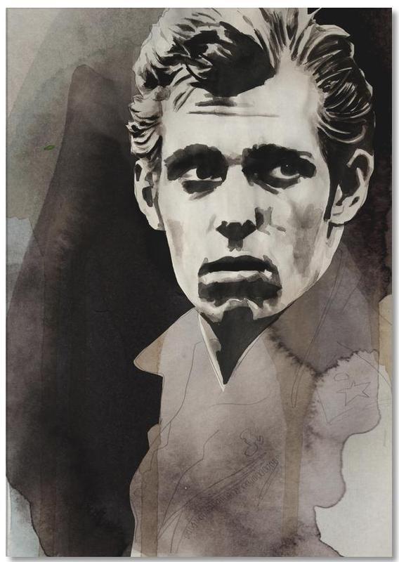 Portraits, Paul Simonon Notepad